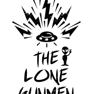 The Lone Gunmen Punk Rock Revival by hybridmindart