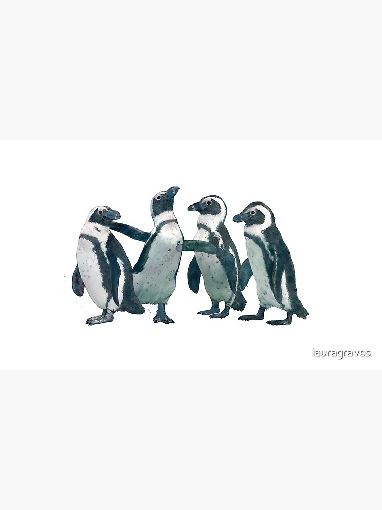 penguin party by lauragraves
