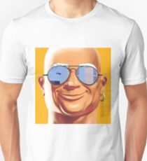 Mr Clean Meme Unisex T-Shirt