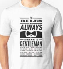 To be a Gentleman T-Shirt