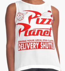 Pizza Planet Contrast Tank