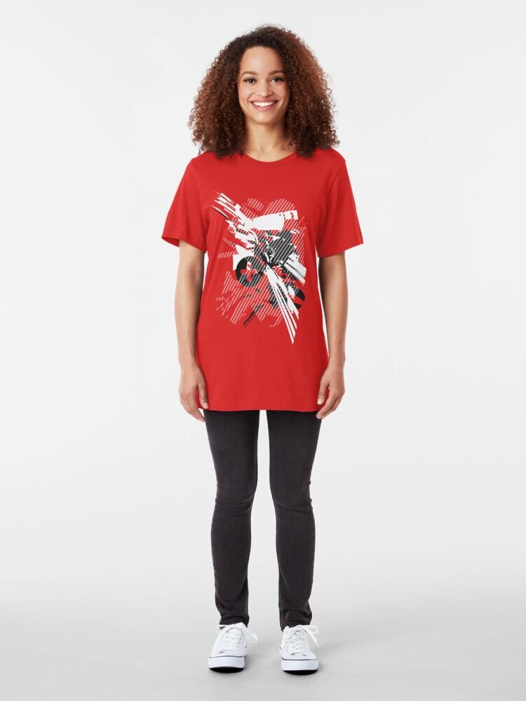 Alternate view of ArtefaKt Slim Fit T-Shirt