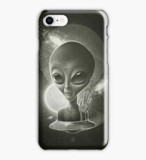 Alien II iPhone Case/Skin