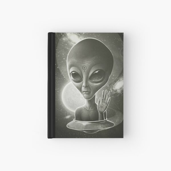 Alien II Hardcover Journal