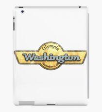 Washington State Logo iPad Case/Skin