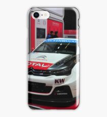 Citroen C4 Touring Car iPhone Case/Skin