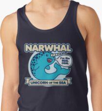 fdd451a0e9f64 Narwhal Men s Tank Tops