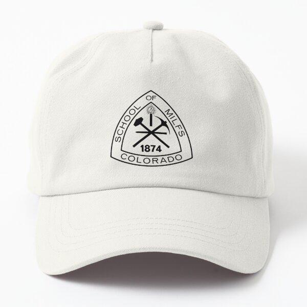 Mines Classic Emblem Dad Hat