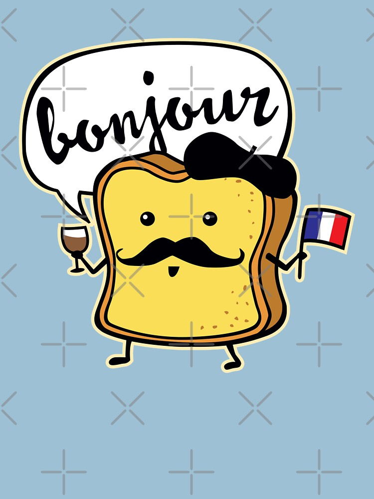 TShirtGifter presents: French Toast | Unisex T-Shirt