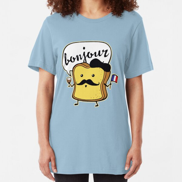 French Toast Slim Fit T-Shirt