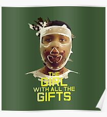 The girl of all the gifts Poster