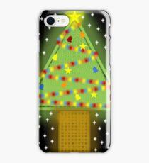 Xmas Tree 2016 (1) iPhone Case/Skin