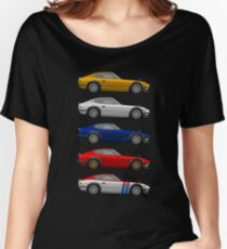 240s Women's Relaxed Fit T-Shirt