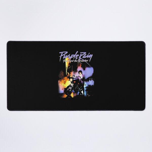Purple Rain Prince And The Revolution Desk Mat