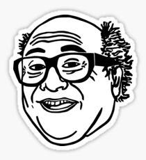 Danny De Vito Sticker