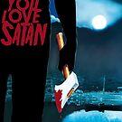 Say You Love Satan 80s Horror Podcast - Friday the 13th by sayyoulovesatan