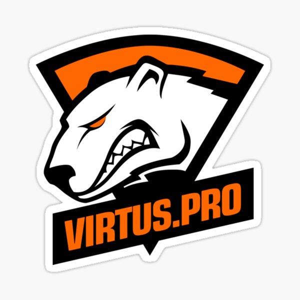 Virtus pro Sticker