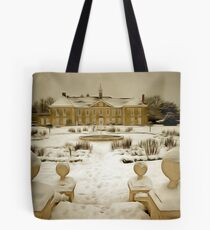 Reigate Priory in Winter Tote Bag