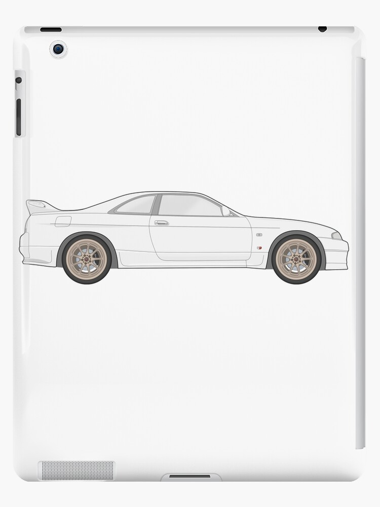 Nissan Skyline R33 GT-R (side) von officialgtrch