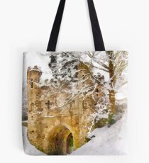 Reigate Castle Tote Bag