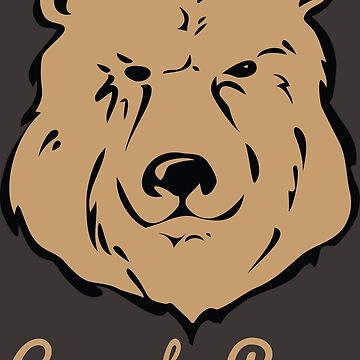 Come to Papa Big Grizzly Hairy Gay Bear by CreativeTwins