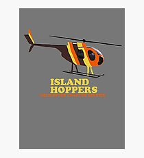 Island Hoppers Photographic Print