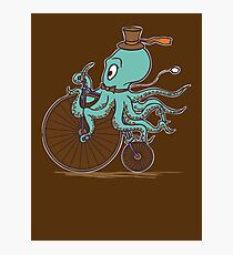 Octo Farthing Photographic Print