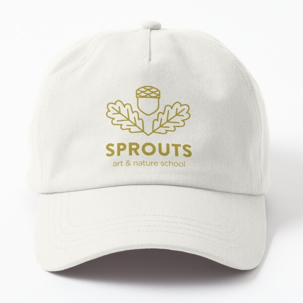 Sprouts Art & Nature School logo Dad Hat