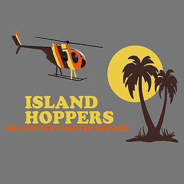 Island Hoppers by tragbar