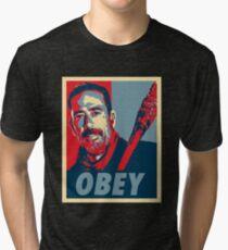 NEGAN Tri-blend T-Shirt