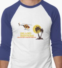 Island Hoppers Men's Baseball ¾ T-Shirt