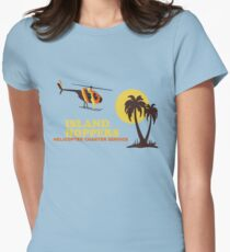 Island Hoppers Women's Fitted T-Shirt