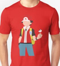 Red (Simplistic) T-Shirt
