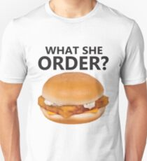 What She Order? T-Shirt