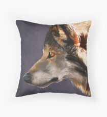 Wolf painting Coussin