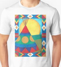 Teepee - Not My Home Unisex T-Shirt