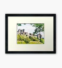 Dover Castle Framed Print