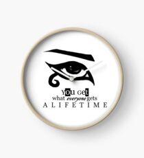 Lifetime Clock