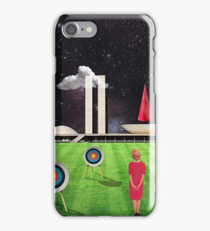 Modern Vintage Collection -- Planalto Central iPhone Case/Skin
