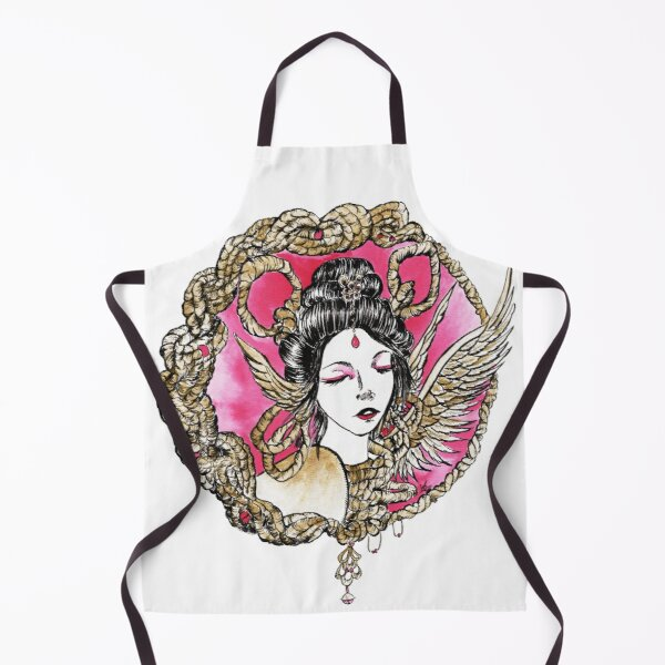 Knotted Siren Apron