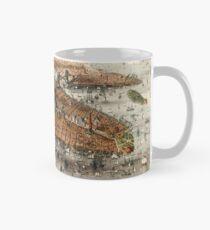 New York and Brooklyn - 1875 Mug