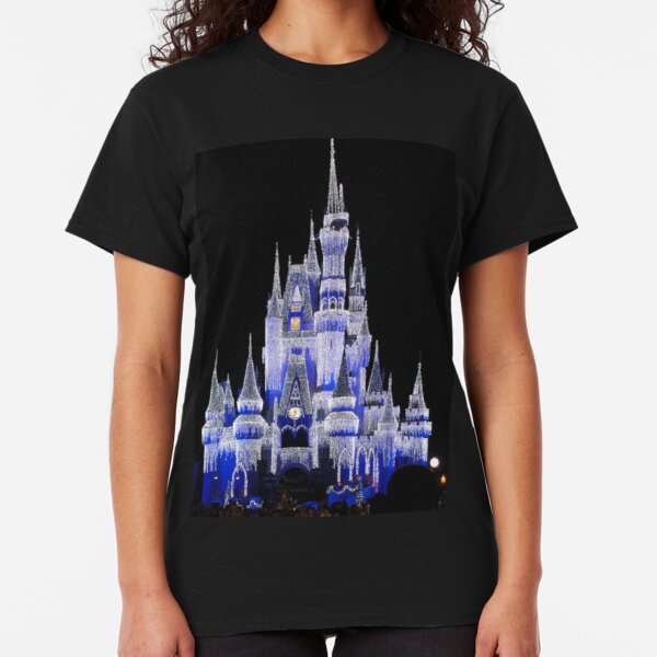 Ice Covered Castle Classic T-Shirt