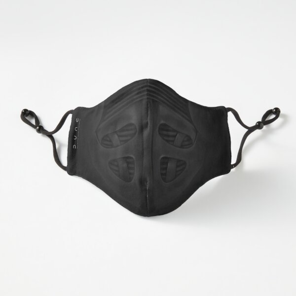 DUNE / stillsuit mask Fitted 3-Layer