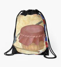 Rattle and Drum Drawstring Bag