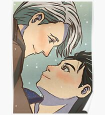 Victuuri - Yuri!!! On Ice Poster
