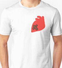 Band Aid Heart T-Shirt