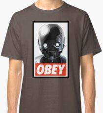 Obey K-2SO Classic T-Shirt