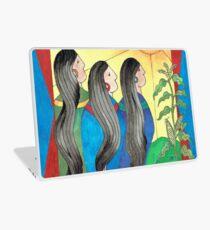 Three Sisters II Laptop Skin