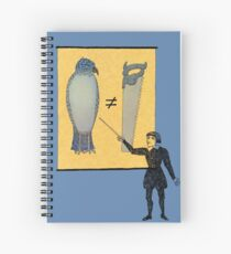 Hamlet's Weather Report Spiral Notebook