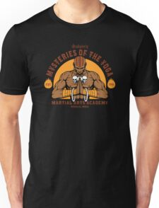 Yoga Martial Arts Unisex T-Shirt